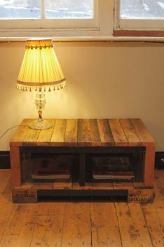 """British Sugar"" coffee table"
