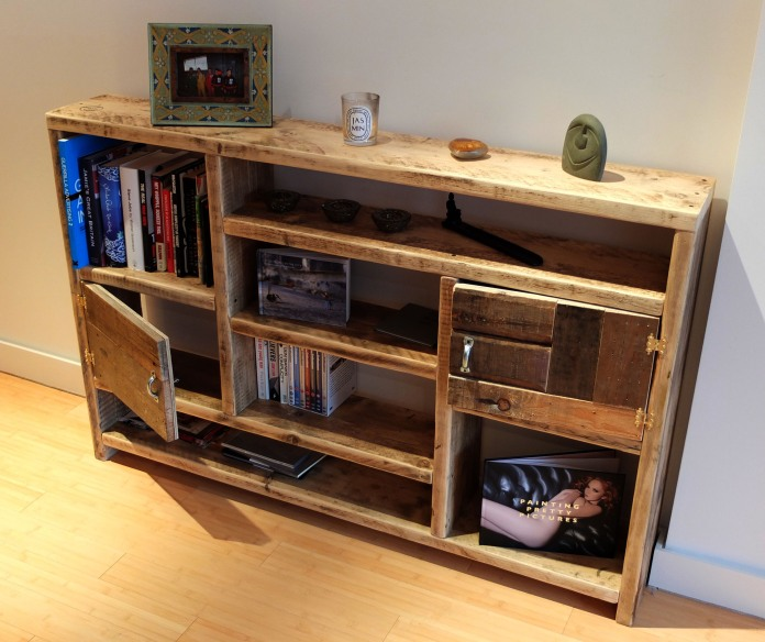 Plans For Wood Storage Shelves Plans DIY deck furniture plans