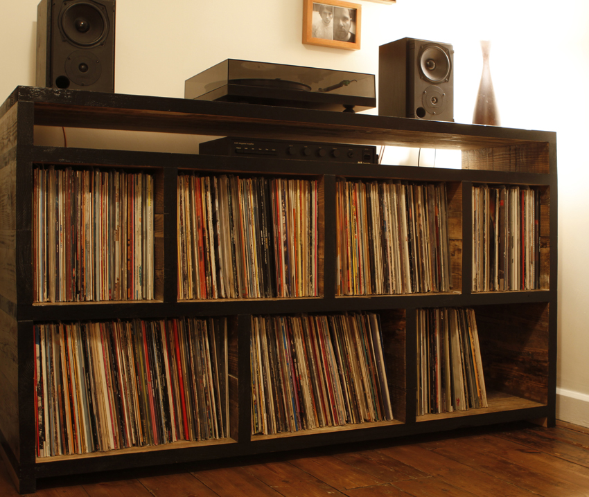 Records Shelf Home Recherche Google Mathieu Turn Table