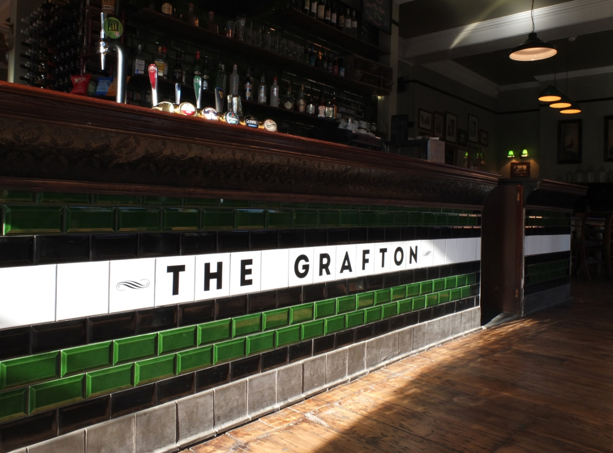 The grafton a perfect reinvention relicreation for The grafton